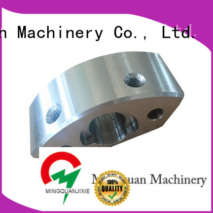 Mingquan Machinery precision machining services inc supplier for factory