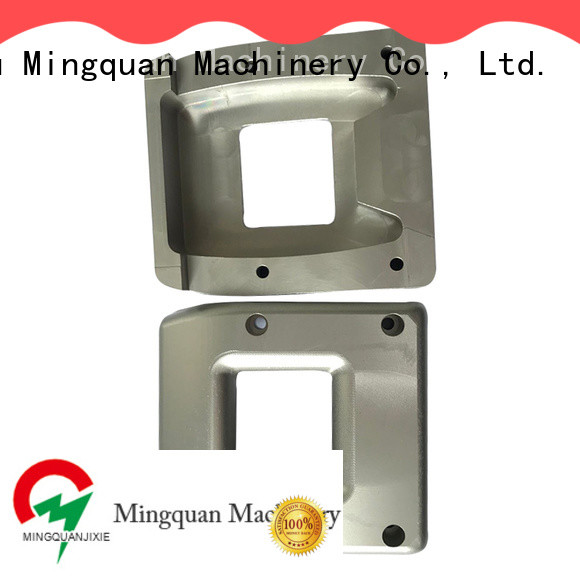 Mingquan Machinery brass parts directly sale for factory