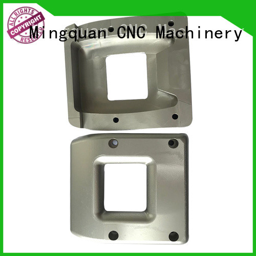 Mingquan Machinery custom made precision cnc machine parts from China for CNC machine
