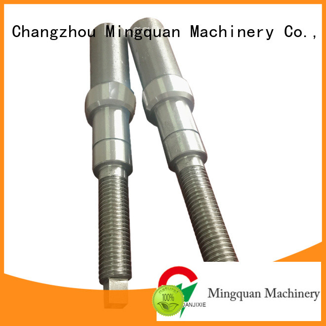Mingquan Machinery stainless steel custom stainless steel shaft bulk buy for workplace