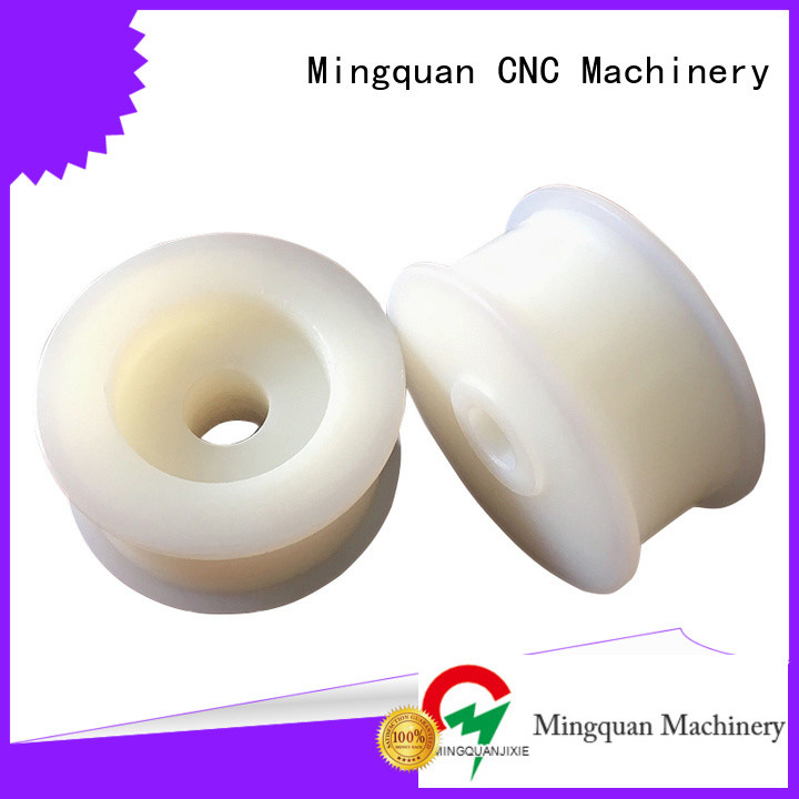 Mingquan Machinery brass machined parts on sale for factory