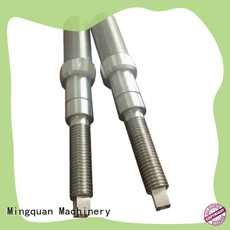 Mingquan Machinery oem cnc machining services china wholesale for workplace
