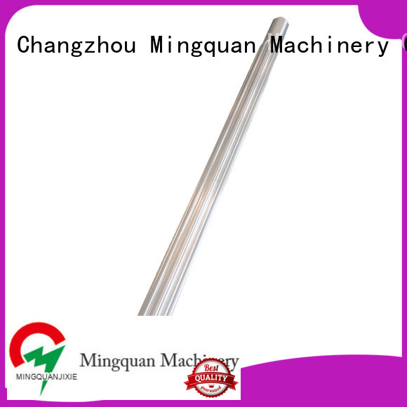 Mingquan Machinery cnc turned components directly price for plant