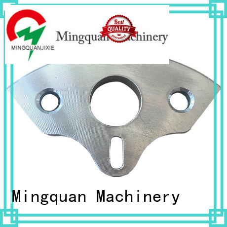 Mingquan Machinery top quality cnc auto parts online for machine