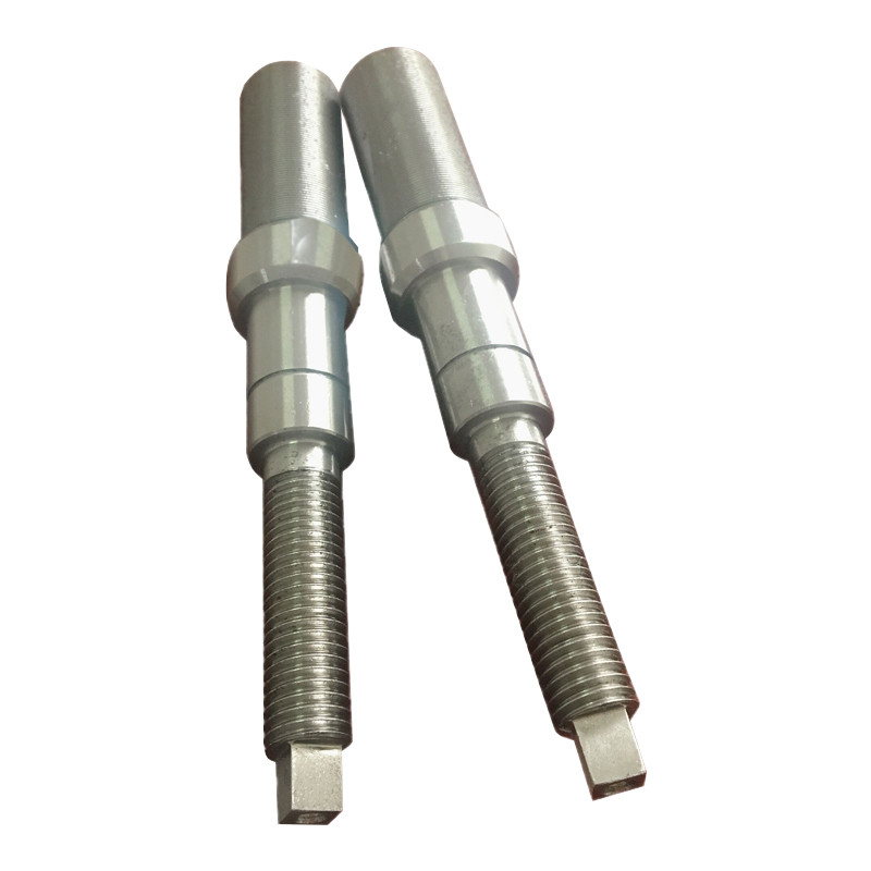 316 Stainless Steel Custom Machining Threaded Shaft Parts