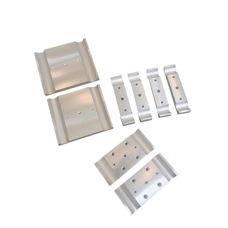 Custom CNC Aluminium Machined Parts 6061-T6