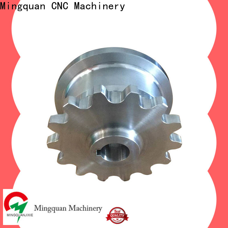 Mingquan Machinery precise cnc turning parts personalized for machine