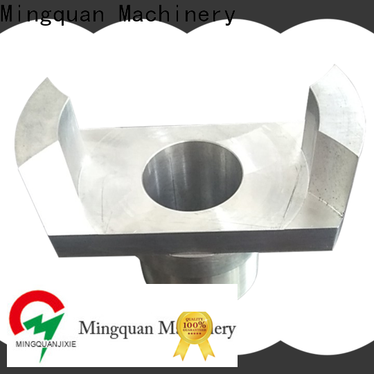 Mingquan Machinery Oem cnc machining steel parts factory price for turning machining