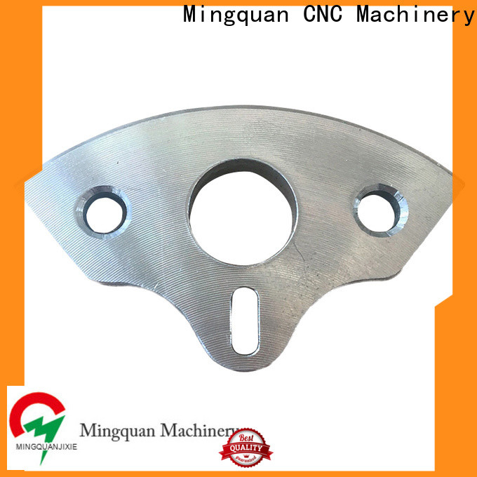 Mingquan Machinery practical aluminum machining service supplier for turning machining