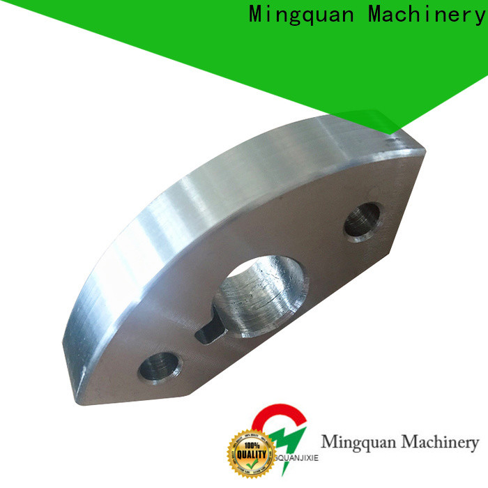 custom made cnc machining steel parts online for factory