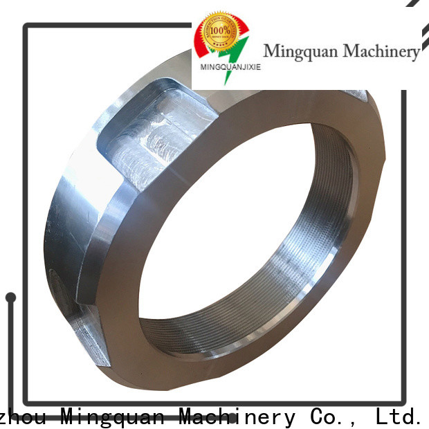 Mingquan Machinery china cnc machining service factory price for workshop