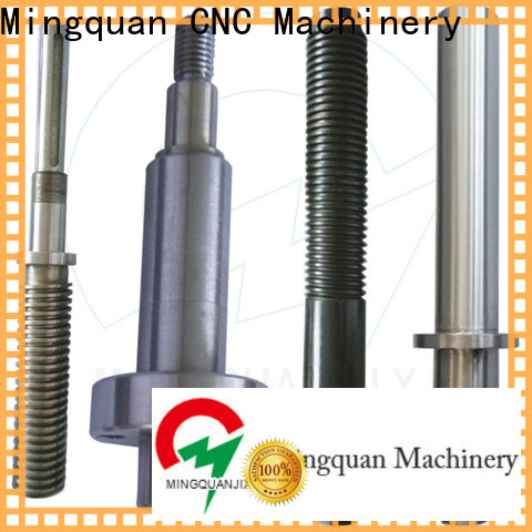 Mingquan Machinery stainless steel shaft material manufacturer for workplace