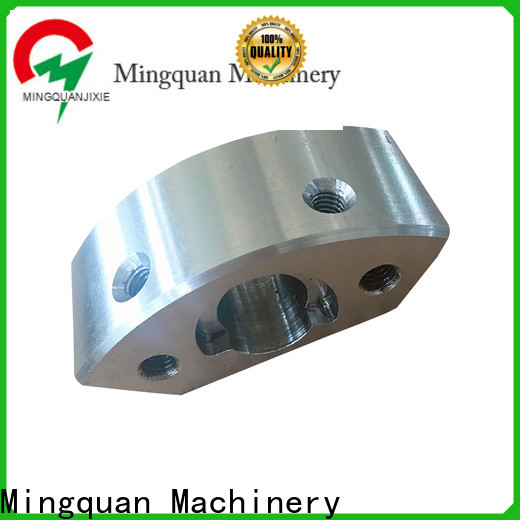 Mingquan Machinery stainless aluminum cnc milling service online for CNC milling