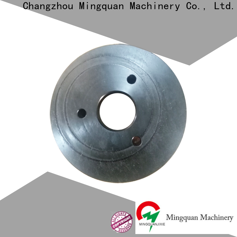 Mingquan Machinery cnc parts services personalized for industry