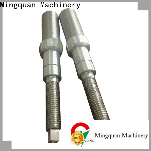 Mingquan Machinery professional steel shafts for irons manufacturer for machinary equipment