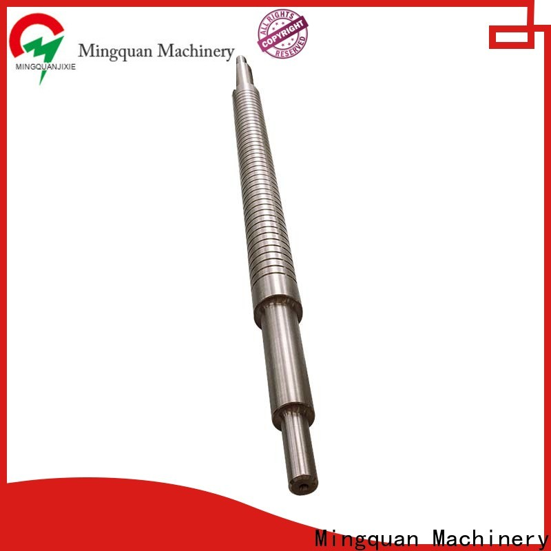 Mingquan Machinery precision machining parts wholesale for machinary equipment