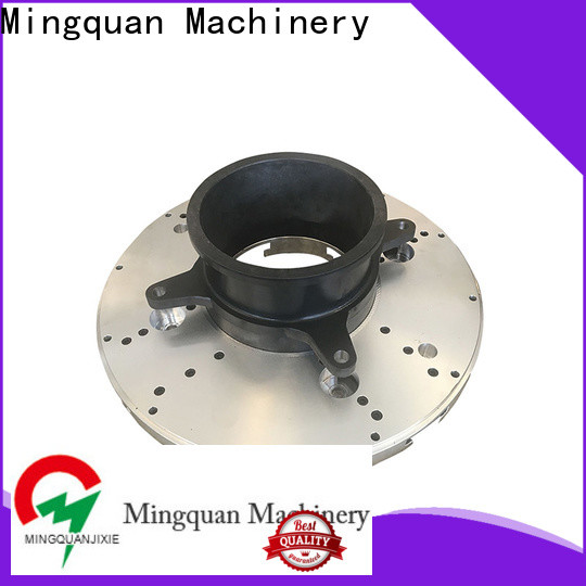 Mingquan Machinery good quality aluminum cnc machining service with good price for machine