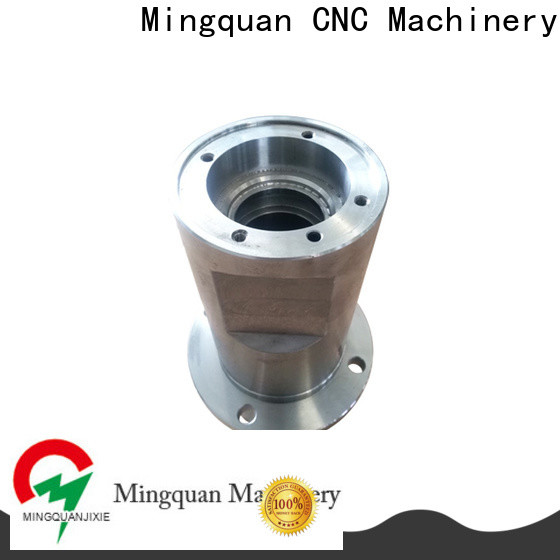 Mingquan Machinery precise pump shaft sleeve with good price for machine