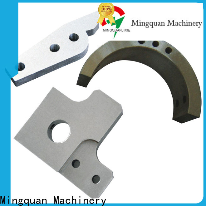 Mingquan Machinery oem parts cnc machining from China for turning machining