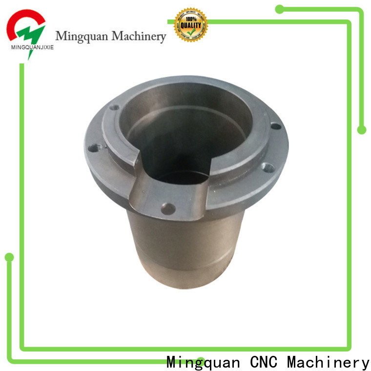 Mingquan Machinery professional cnc turning services factory price for machine