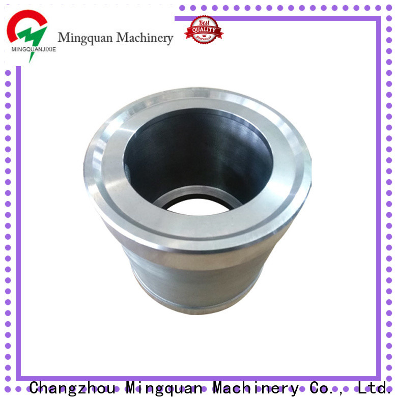 Mingquan Machinery engine shaft sleeve supplier for CNC milling