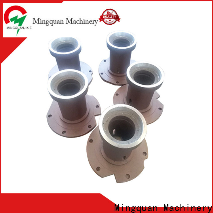 Mingquan Machinery good quality custom aluminum parts supplier for CNC milling