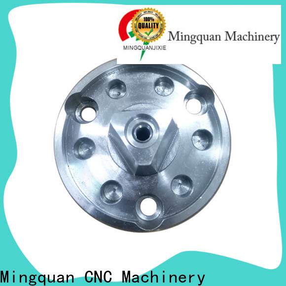 Mingquan Machinery durable aluminum cnc parts personalized for plant
