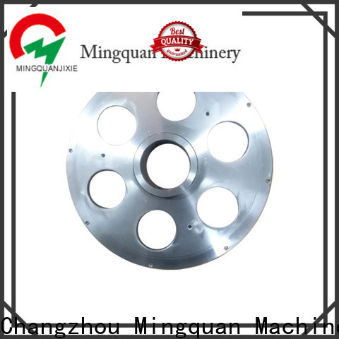 Mingquan Machinery reliable aluminium turning service factory price for plant