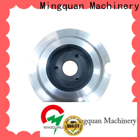 Mingquan Machinery professional cnc custom bulk production for machinery