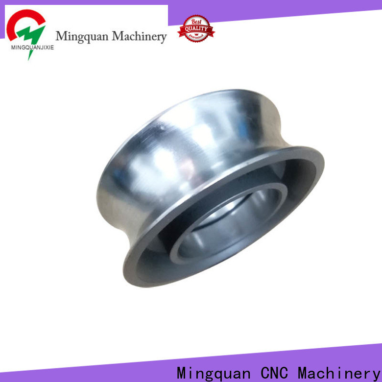 Mingquan Machinery accurate machined parts bulk production for turning machining