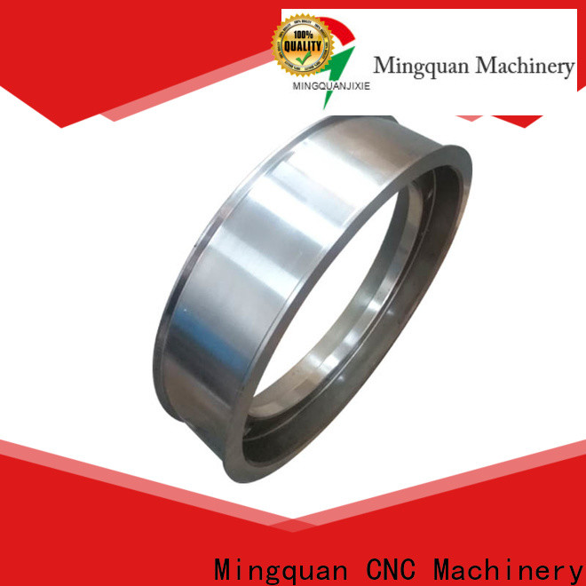 Mingquan Machinery high quality cnc precision machining factory price for industry
