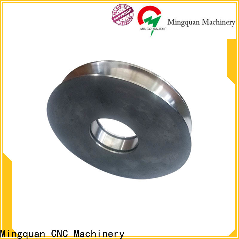 Mingquan Machinery precise machined shaft wholesale for turning machining