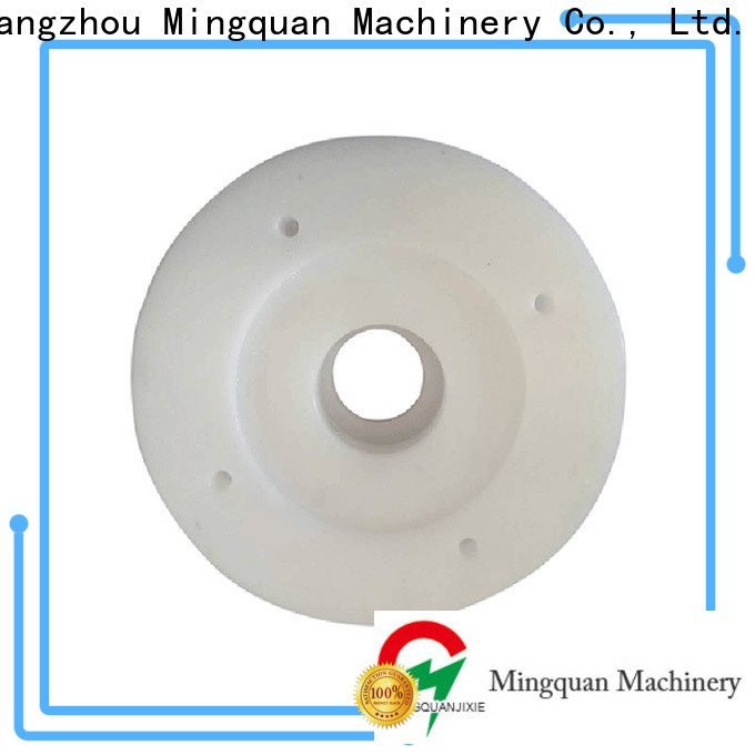 Mingquan Machinery durable flange parts supplier for plant