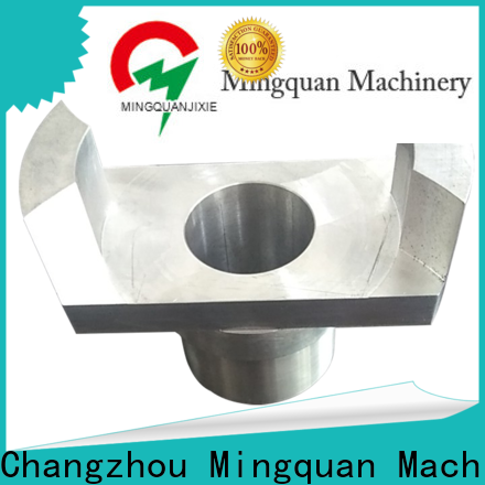 Mingquan Machinery practical cnc metal parts directly sale for factory