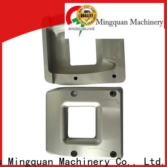 Mingquan Machinery Oem custom cnc milling supplier for turning machining