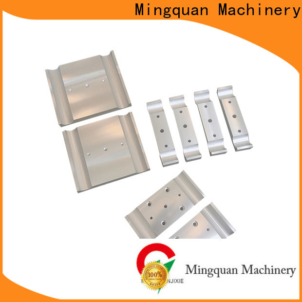 Mingquan Machinery stainless precision parts manufacturing factory price for turning machining