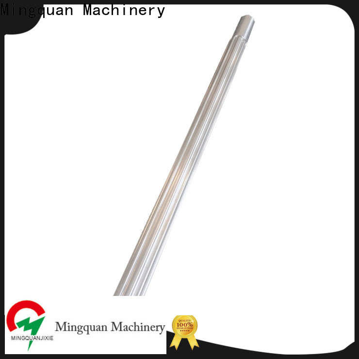 Mingquan Machinery 316 stainless steel shaft on sale for plant