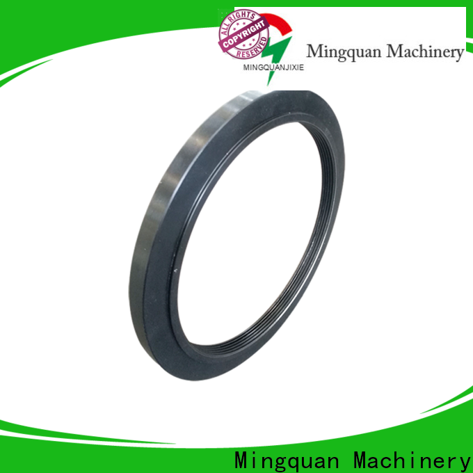 Mingquan Machinery mechanical machined metal parts supplier for CNC milling