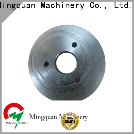 Mingquan Machinery cost-effective cnc component manufacturer for industry