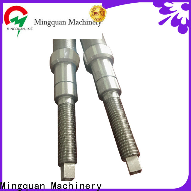 best value custom machining shaft parts on sale for machinary equipment