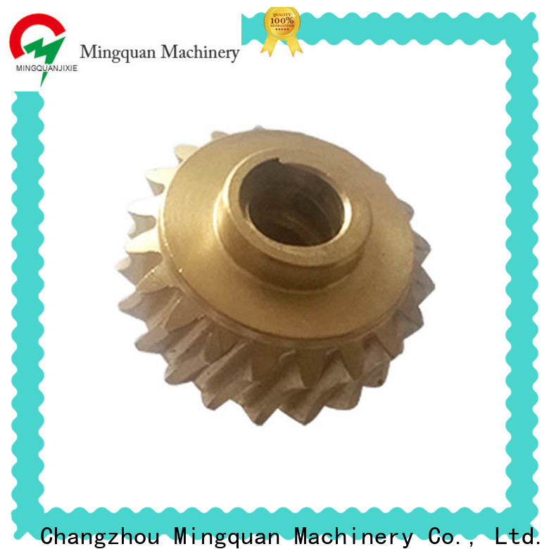 Mingquan Machinery good quality main shaft sleeve supplier for machine