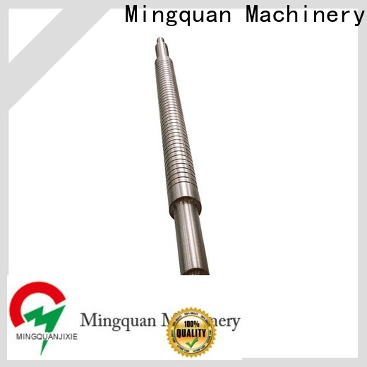 Mingquan Machinery precision high precision cnc parts supplier for plant