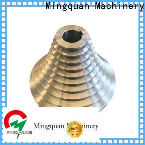 mechanical custom machined aluminum parts wholesale for machine
