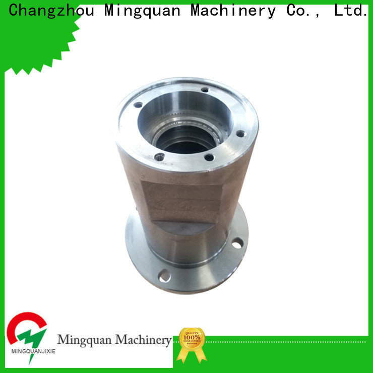 mechanical metal machining parts supplier for machinery