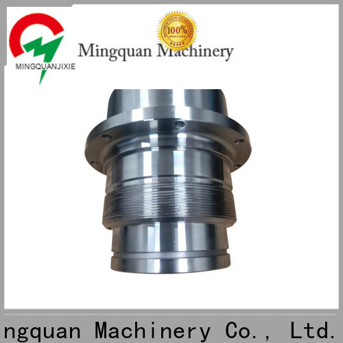 Mingquan Machinery professional aluminum machining part factory price for machinery