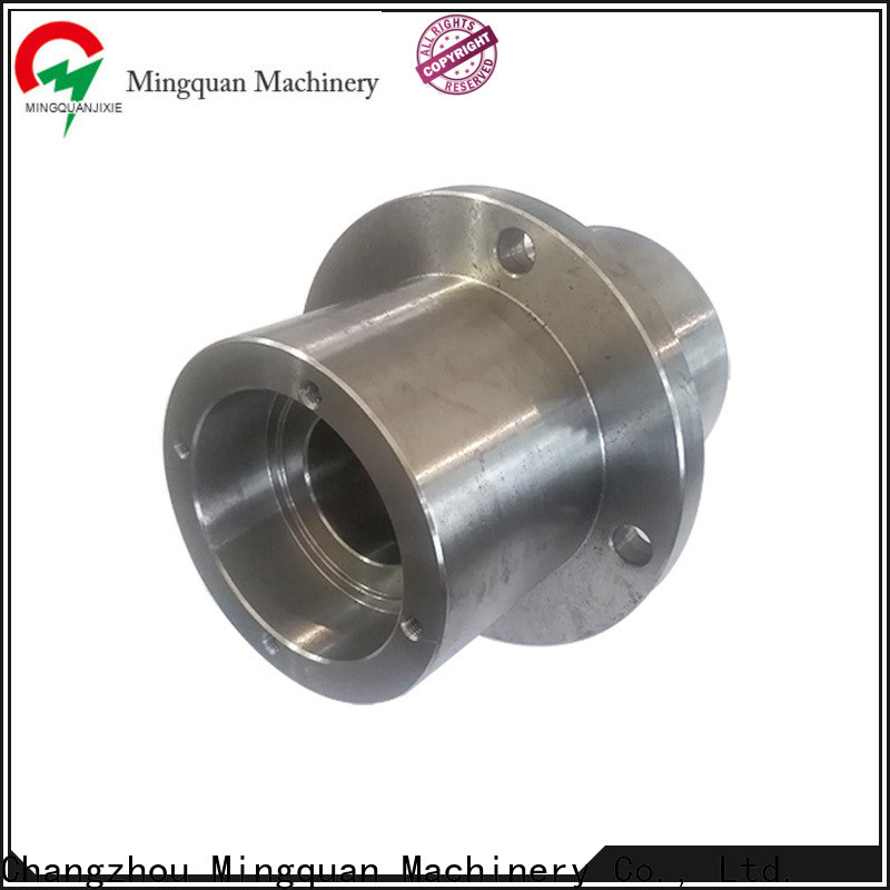 Mingquan Machinery good quality cnc turning parts personalized for CNC milling