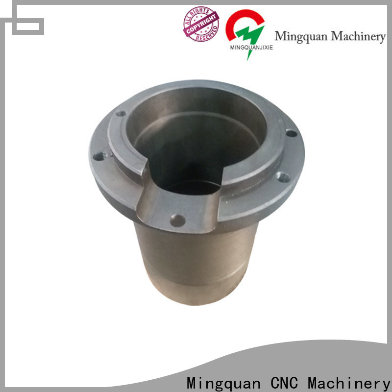 Mingquan Machinery precision machined parts factory price for factory