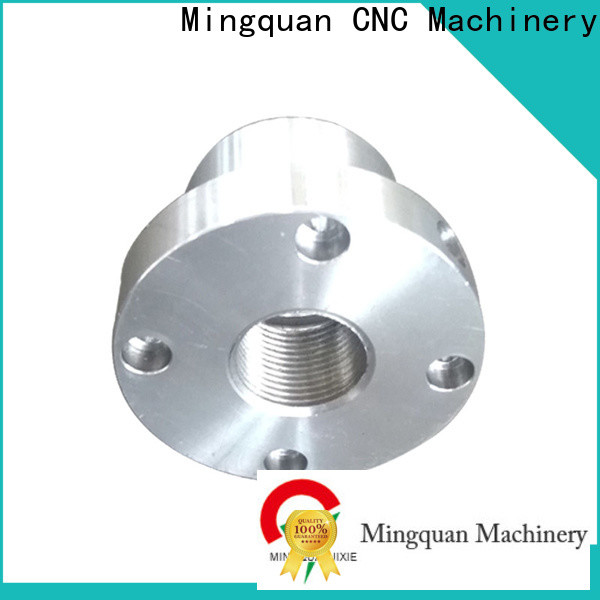 durable aluminum flange personalized for workshop