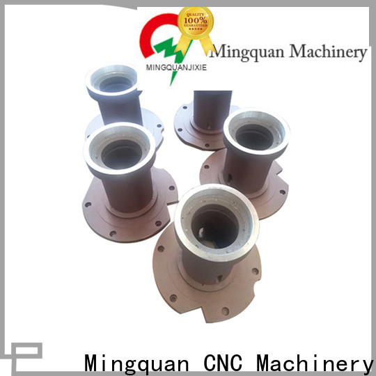 Mingquan Machinery aluminum parts personalized for factory