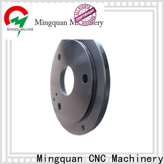 Mingquan Machinery cnc machining parts manufacturer for workshop